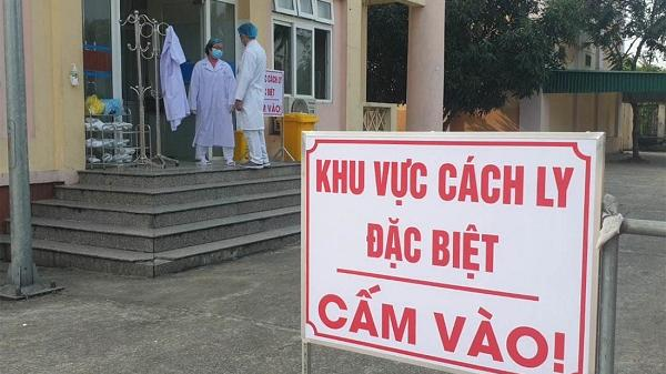 Thêm 2 người nước ngoài được cách ly tại Bệnh viện Trường Đại học Kỹ thuật y tế Hải Dương