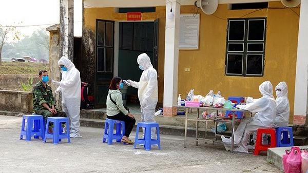 Điện Biên: 340 người đang cách ly tập trung tình trạng sức khỏe ổn định