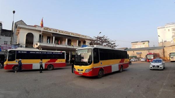 Hòa Bình: Tiếp tục tạm dừng hoạt động kinh doanh vận tải hành khách trên địa bàn tỉnh