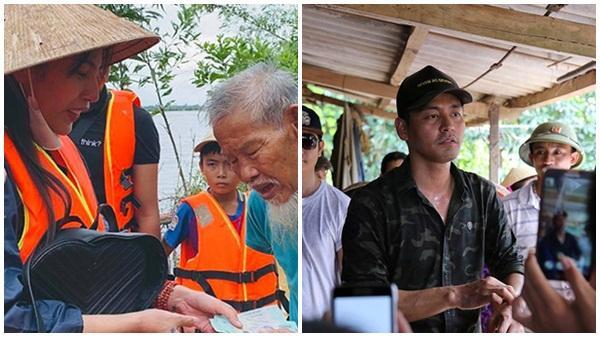 Cuộc sống của MC Phan Anh, ca sĩ Thủy Tiên giờ ra sao sau những chuyến từ thiện miền Trung?