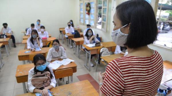 Thêm nhiều ca mắc Covid-19, một tỉnh cho học sinh các cấp tạm thời nghỉ học