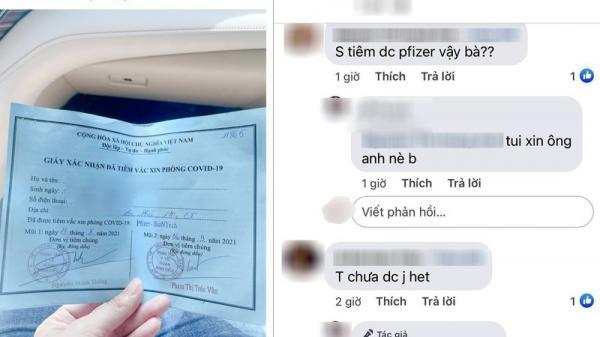 Vụ khoe 'tiêm vaccine nhờ ông anh': Kỷ luật Phó chủ tịch phường