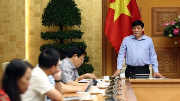 Quyền Bộ trưởng Bộ Y tế: 'Bệnh viện Đà Nẵng là ổ dịch siêu lây'