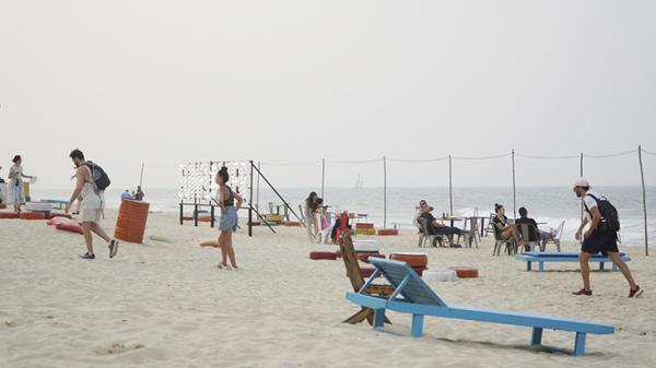 """Nhật Lệ với nhiều địa điểm """"check-in"""" mới hấp dẫn khách du lịch"""