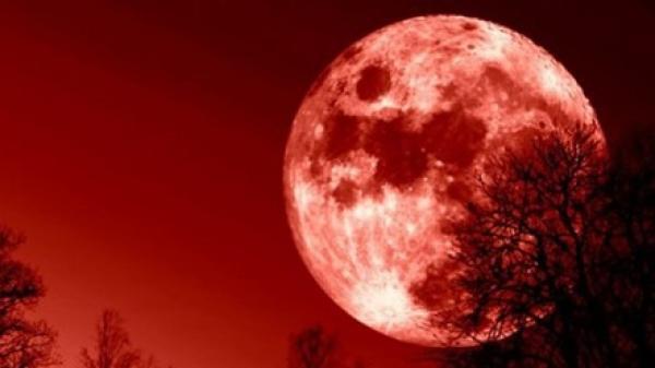 Giải mã hiện tượng trăng máu sắp xuất hiện tại Việt Nam