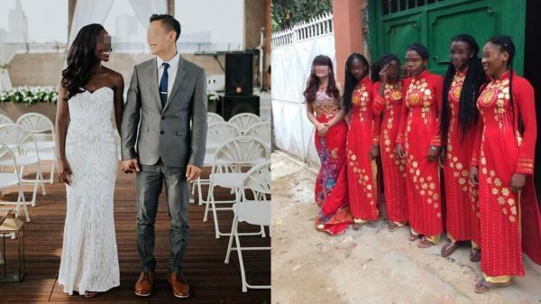 Sắp tới, Việt Nam có thể phải nhập khẩu vợ từ Châu Phi, anh em FA khóc thét vì Ế vợ Việt