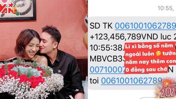 Phan Mạnh Quỳnh đưa bạn gái hotgirl về ra mắt gia đình đầu Xuân, lì xì hơn 100 triệu