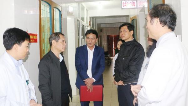 Hà Tĩnh chính thức thông tin bệnh nhân nhập viện nghi nh.iễm virus Corona