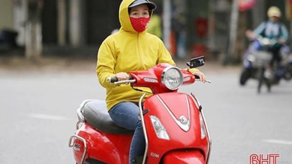 Dự báo thời tiết hôm nay, Hà Tĩnh trời rét, có mưa vài nơi