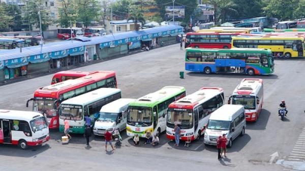 Bộ GTVT chính thức cho xe khách liên tỉnh chạy 100% số chuyến