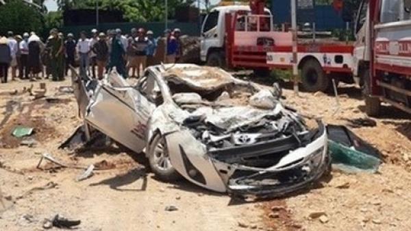 Vụ tai nạn xe ben khiến 4 người thương vong: Mấy bà cháu mới từ miền Nam về
