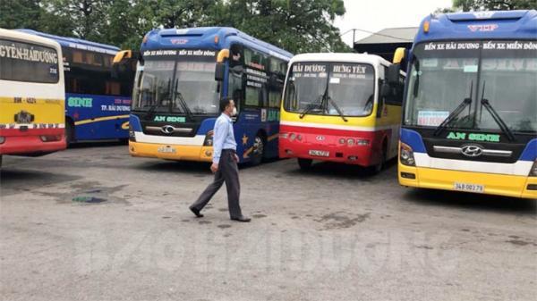 Tạm dừng hoạt động vận tải hành khách 2 chiều đến huyện Kim Thành