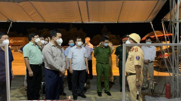 Hải Dương: Thành lập 8 Tiểu ban phòng chống dịch COVID-19