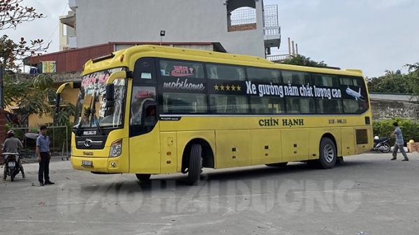 Hải Dương cho phép vận tải hành khách liên tỉnh hoạt động trở lại