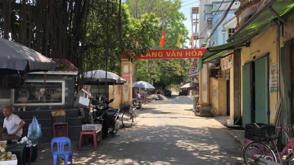 Kể chuyện làng: Chuyện làng Đắng, làng Giai