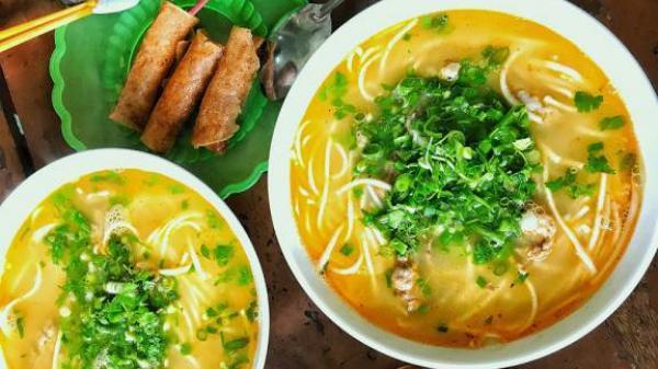 Đến Quảng Bình, ăn cháo canh ở mô là ngon?