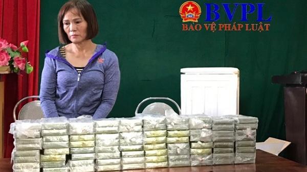 """Chân dung cực sốc về """"bà trùm"""" ở Điện Biên vận chuyển 80 bánh heroin"""