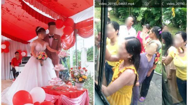 Hy hữu: Cô dâu trẻ bỏ về dù đám cưới chưa kết thúc, nhà chồng mắng chửi, đuổi theo đòi lại vàng