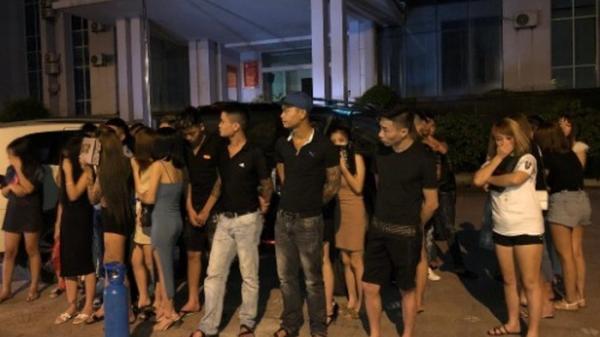 """Hàng chục đối tượng thuê DJ đến quán karaoke chơi nhạc để """"bay lắc"""""""