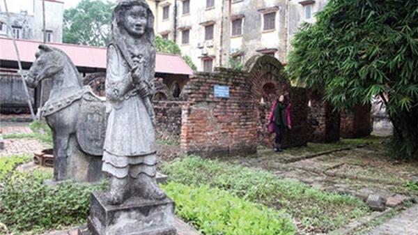 Bí mật bên trong những ngôi mộ Hán cổ ở Hải Dương