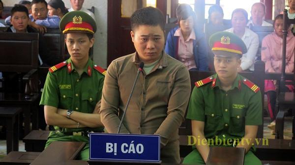 Thanh niên Điện Biên lĩnh 20 năm tù vì mua bán trái phép chất ma túy