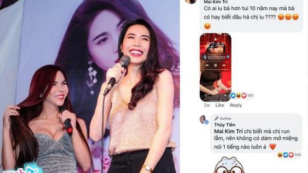 """Người đẹp Kiên Giang Thủy Tiên đối đáp với """"fan cứng"""" - Cô Cẩm Lan khiến cư dân mạng bật cười"""