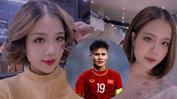 Rộ tin cầu thủ Quang Hải và cô chủ tiệm nail qua tết sẽ làm đám cưới?
