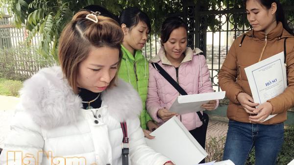Tuyển dụng viên chức giáo dục ở Hà Nam: Người mừng, người lo