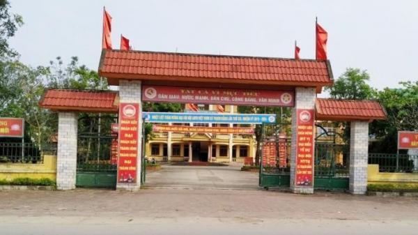 Hà Tĩnh: Nhiều cán bộ huyện Lộc Hà bị kỷ luật