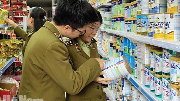 Hà Nam: Cẩn trọng với sản phẩm sữa không rõ nguồn gốc