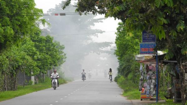 """Trà Vinh: Người dân ý thức tôn trọng luật giao thông """"như người Nhật"""""""