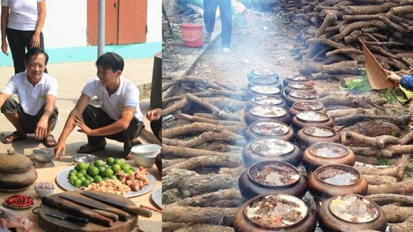 Hà Nam: Xuân về, cả làng nổi lửa kho cá, giàu lên nhờ món đặc sản