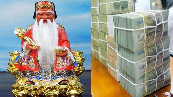 """Con giáp được Thần Tài """"chiếu mệnh"""" 3 tháng đầu năm: Tiền vào như nước"""
