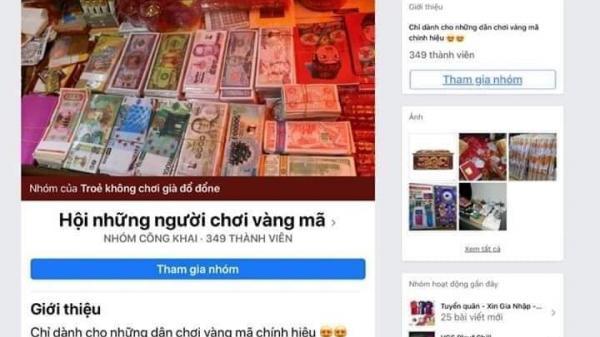 """Xuất hiện một loạt nhóm """"chơi đồ"""" trên Facebook khiến dân mạng chỉ biết cúi lậy"""