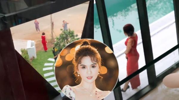 Bị người lạ vào biệt thự triệu đô vô tư chụp ảnh, phản ứng của Ngọc Trinh gây chú ý hơn cả