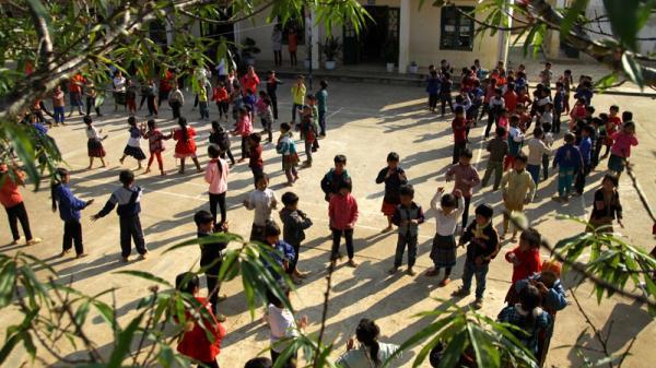 Lai Châu cho 1.500 học sinh nghỉ học vì virus corona