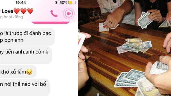 Hà Nam: Bị b.ỏ vì chơi b.ài Tết thắng bố bạn gái mới quen và không cho mư.ợn tiền