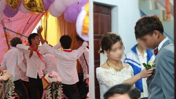 Sự thật đám cưới gây xôn xao của cặp đôi cô dâu 15 tuổi và chú rể 17 tuổi