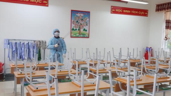 Kiên Giang: Cho HS, SV tiếp tục nghỉ học để phòng tránh virus Corona