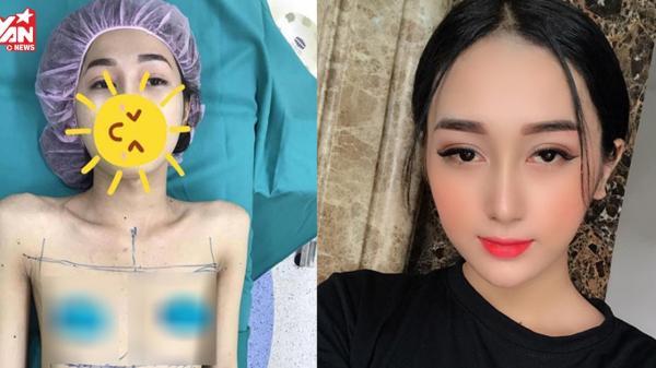 Chàng trai 19 tuổi được mẹ dẫn đi chuyển giới thành cô gái xinh đẹp