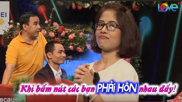 Tham gia show hẹn hò cùng chàng trai quê Hà Nam, cô gái khiến MC Quyền Linh bức xúc