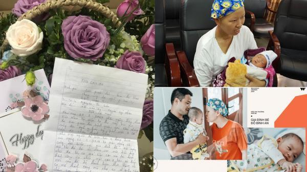 """Người mẹ ở Hà Nam bị ung thư gửi lời cảm ơn các bác sĩ Bệnh viện K: """"Tôi luôn mang ơn y bác sĩ suốt đời, và coi họ như cha mẹ thứ hai sinh ra tôi"""""""