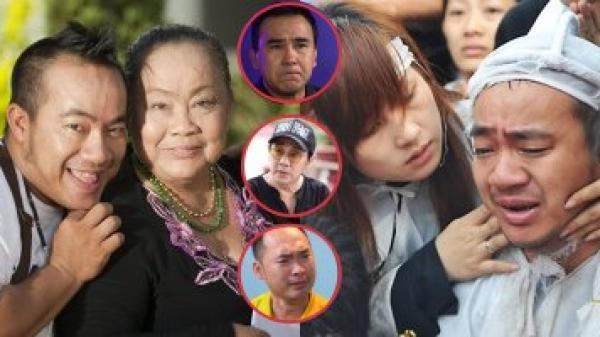 Dàn sao Việt xúc động khi Hiếu Hiền kể quá trình tìm lại kỉ vật của mẹ