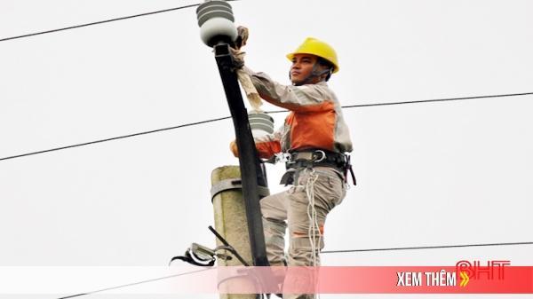 100% khách hàng Hồng Lĩnh thanh toán tiền điện không sử dụng tiền mặt