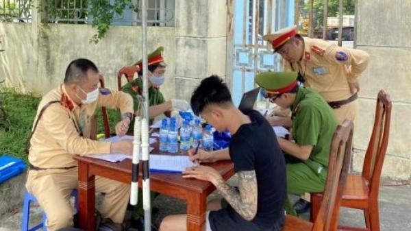 Hà Tĩnh: Một tài xế dương tính ma túy bị xử phạt 46 triệu đồng và tước giấy phép lái xe 23 tháng