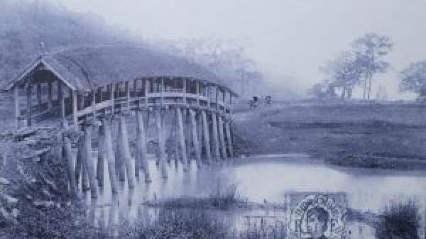 Cầu ngói Khoa Trường và chuyện về một dòng họ ở Nghệ An