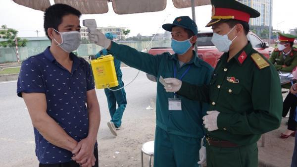 Công điện của Chủ tịch UBND tỉnh Quảng Trị về thực hiện cách ly các trường hợp đi đến các điểm có nguy cơ lây nhiễm virút Sars-CoV-2