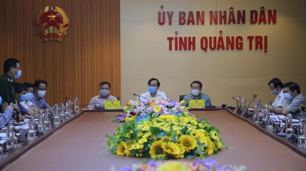 Quảng Trị: Sẽ thực hiện giãn cách xã hội tại TP. Đông Hà