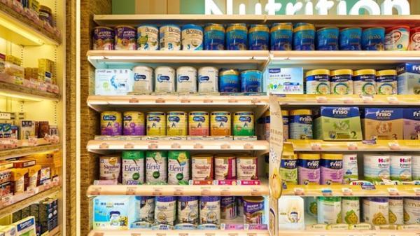 Hong Kong phát hiện 9 loại sữa bột trẻ em có chứa chất gây u.ng th.ư