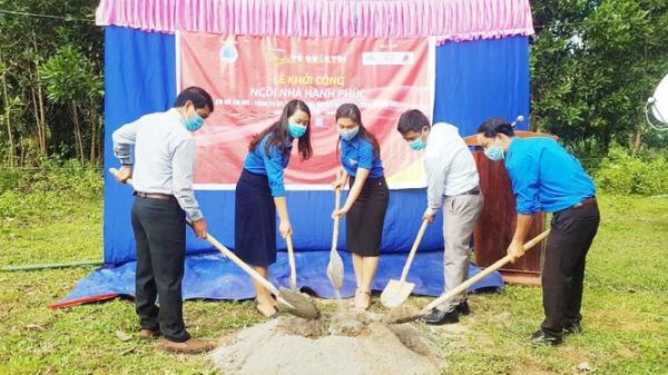 Quảng Trị: Khởi công xây dựng 'Ngôi nhà hạnh phúc' cho học sinh mồ côi